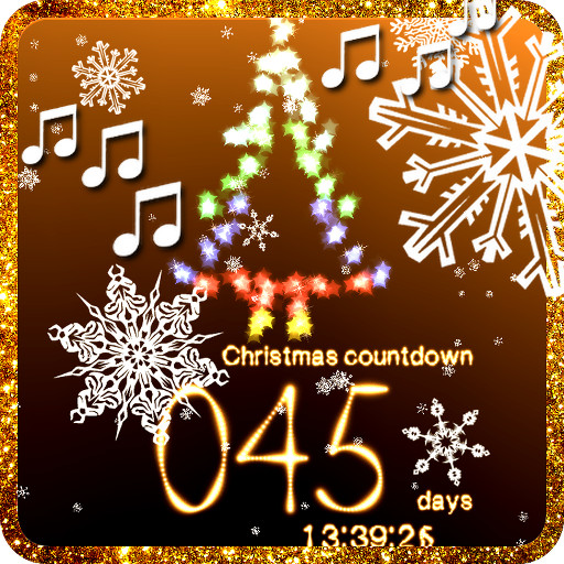 Christmas Countdown Screen Savers.3d Xmas Tree App For Ios Android